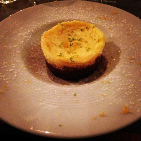 Prao Saint-Nicolas : Cheesecake