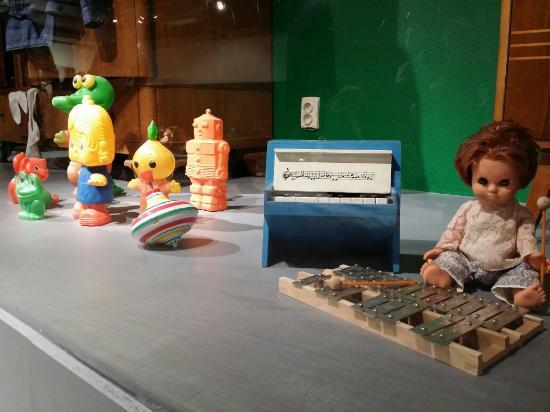 Moscow Museum : Выставка советских игрушек