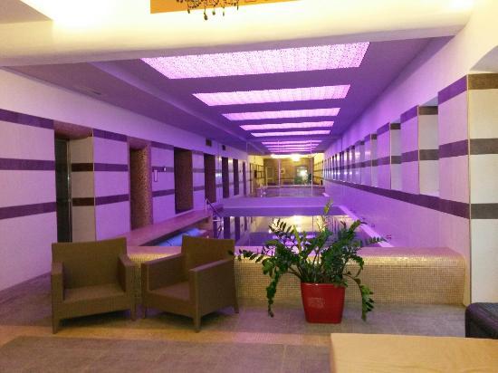 Kristály Imperial Hotel - Tata: Wellness