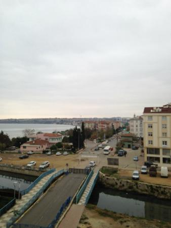 Silivri Park Hotel : view from my room