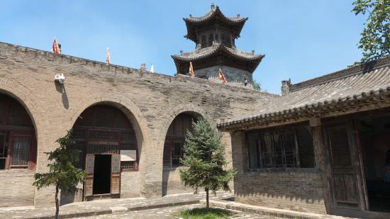 Jiexiu, Cina: 张壁古堡