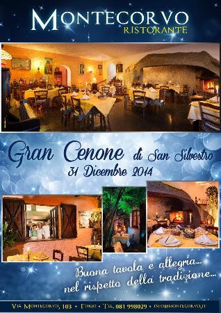 Montecorvo: aspettando il 2015 - cenone San Silvestro