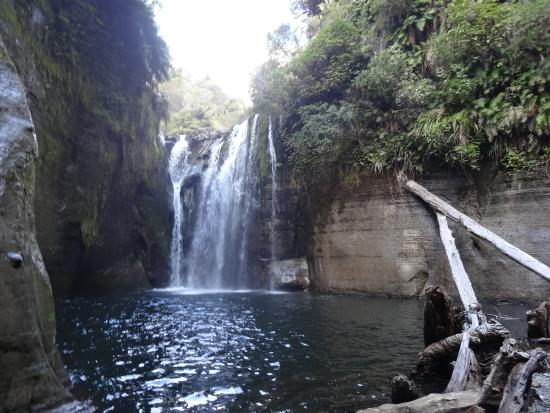 Blue Duck Station: Cachoeira