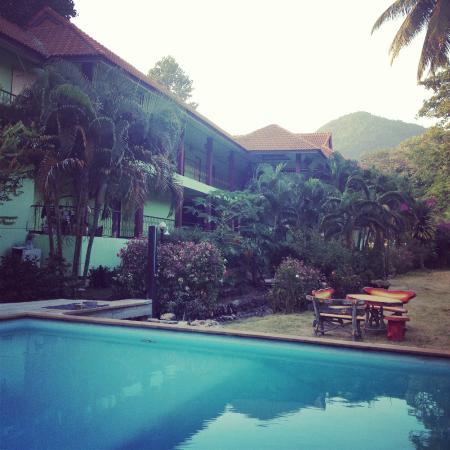 Alysia Spring Resort Bangbao