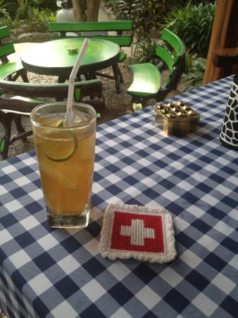 Rostiland: Home made Ice Tea