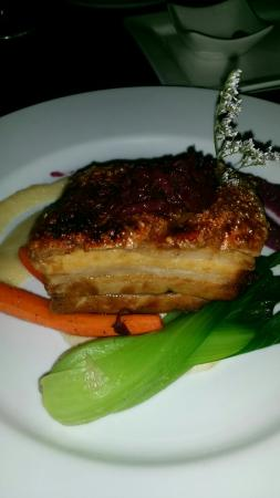 No Idea: Twice baked pork belly. 100% decadent and divine.