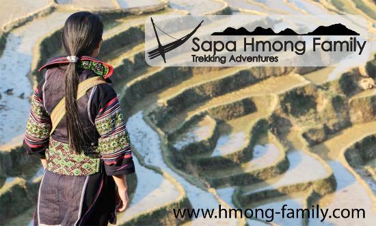 Sapa Hmong Family Trekking Adventures