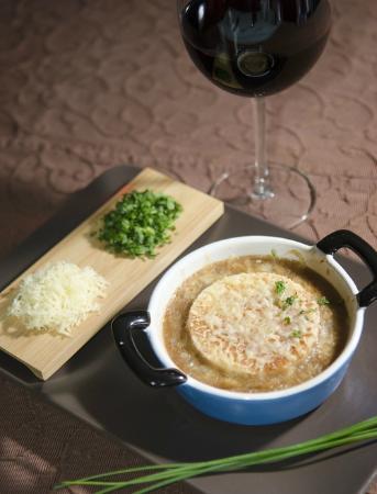 La Ripaille: Sopa de Cebolla