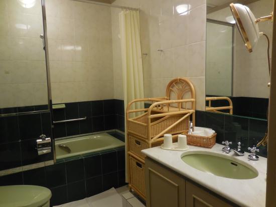 Hotel Marital Sousei: バスルームは清潔です。
