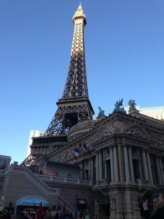 Visão externa - Picture of Paris Las Vegas - TripAdvisor