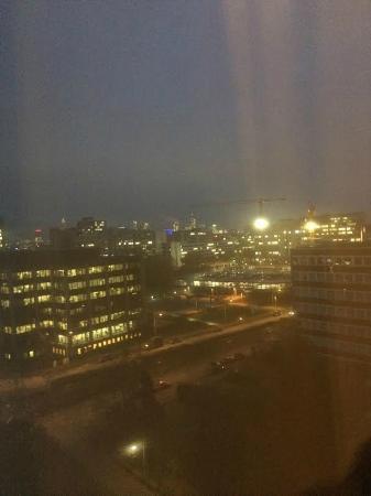 Sheraton Frankfurt Congress Hotel : view