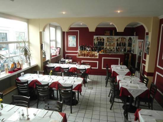Ristorante Luna: Blick ins Restaurant