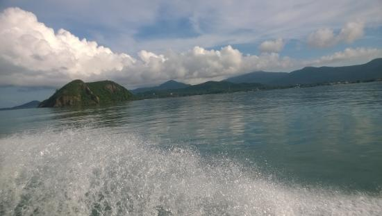Calypso Diving: on the boat