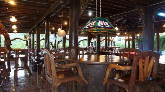 Rim Doi Resort: Dinner place