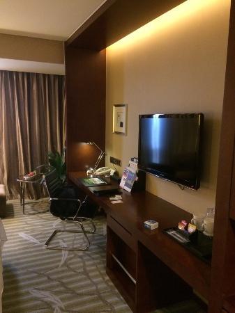 Holiday Inn Yinchuan International Trade Center : Bedroom