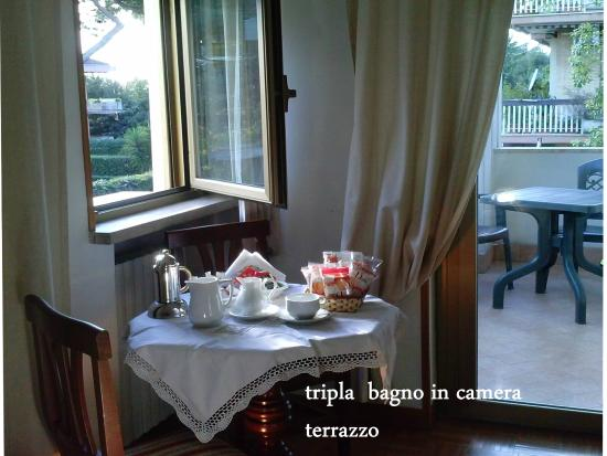 Greenhouse Bed & Breakfast: Sala colazione