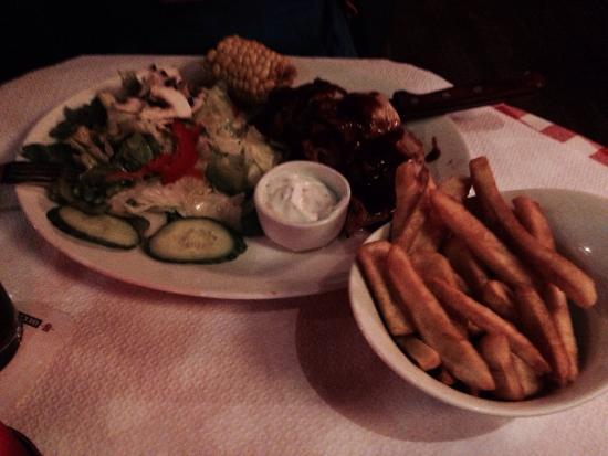 Chicago Meatpackers Riverside: Chicken BBQ Burger