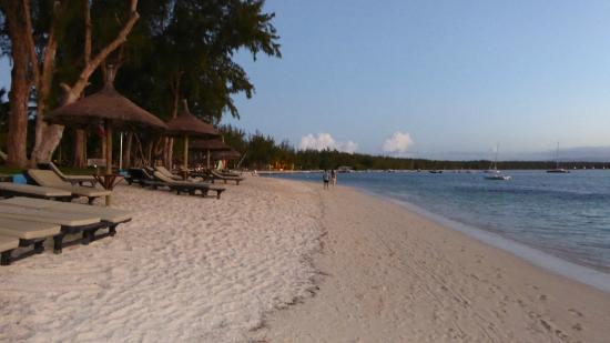 Mont Choisy: a great beach