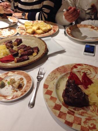 El Churrasco: Espectacular Carne !!!!