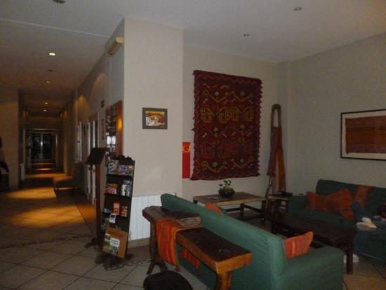 Altos de Balcarce Hotel: Lovi cálido y placentero!!!!!!