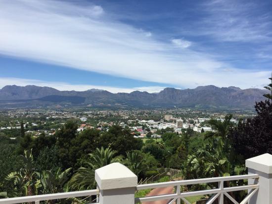 Perle-du-Cap Private Suite Estate: Balcony room view
