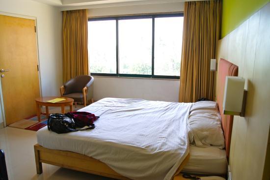 Hotel Ajanta: 客室内