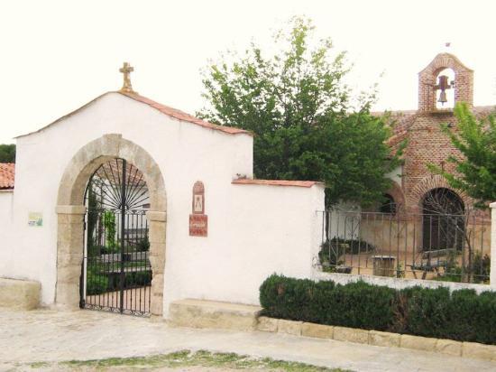 Ermita de Nuestra Senora de Compasco: Ermita de Nuestra Señora de Compasco