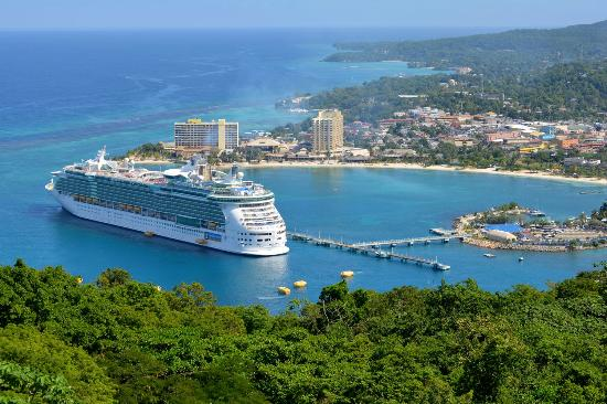 view of royal caribbean liberty of the seas picture of yardie