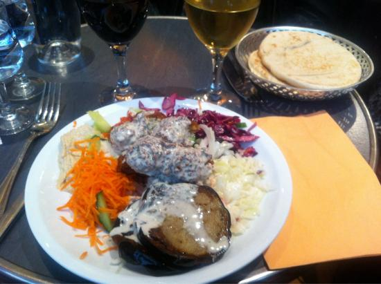 Chez H'Anna : Falafel special