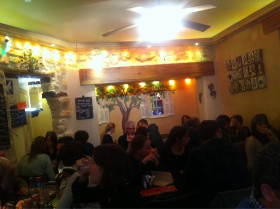 Chez H'Anna : Petit restaurant