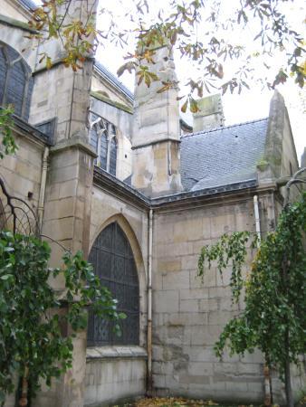 St-Medard: Saint-Medard, Paris