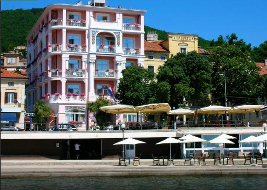Hotel W.A. Mozart: Hotel Mozart