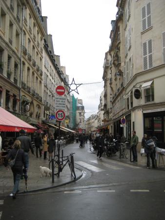 Marche rue de Buci: Marché Rue de Buci