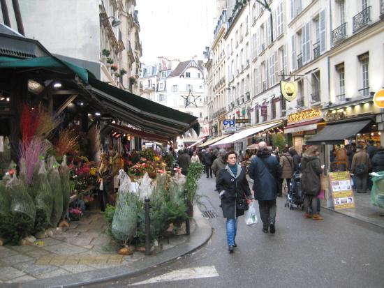 Marché Rue de Buci