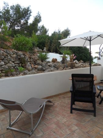 Pension A Mare Bed & Breakfast: terrazza