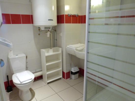 Le Clos de Celony : Salle de bain
