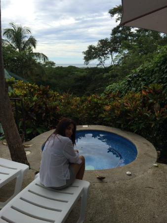 Tamarindo Village Hotel: View from our room
