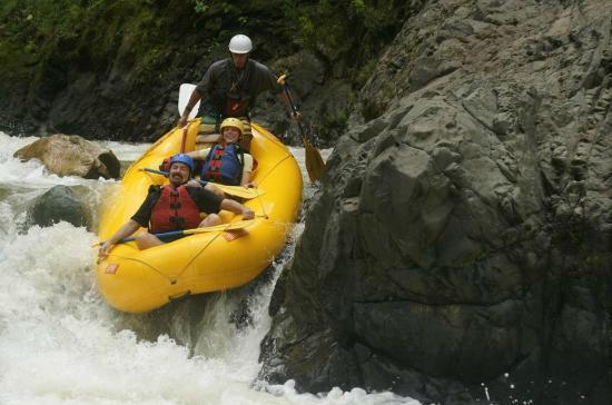 Pro Rafting Costa Rica : Soooo much fun