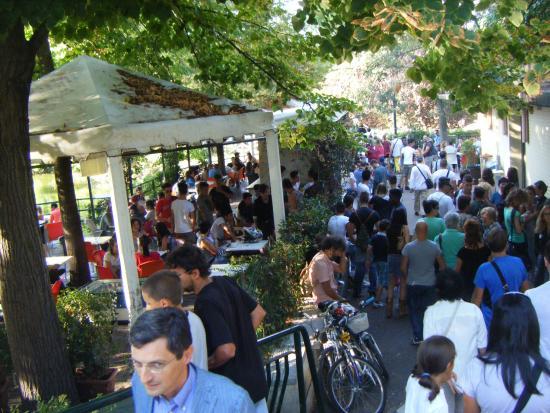 Il bar sul laghetto foto di giardini margherita bologna tripadvisor