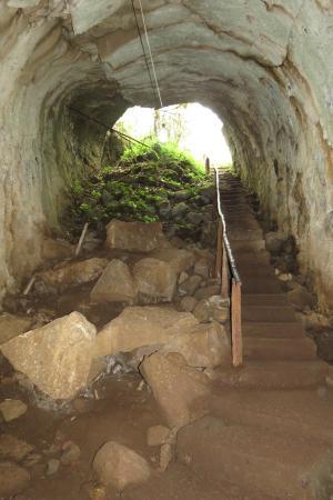 Lava Tunnel : Túnel de Lava