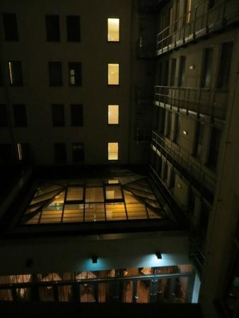 NH Wien Belvedere: From the window