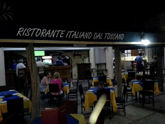 dal Tuscano: Great restaurant
