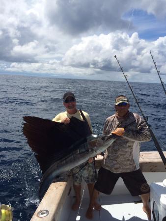 reel intense adventures - la vida sportfishing