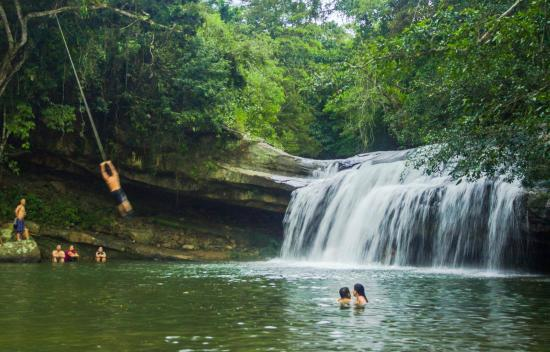 Paicol, كولومبيا: Cascadas de la Motilona en Paicol Huila -. Naventura