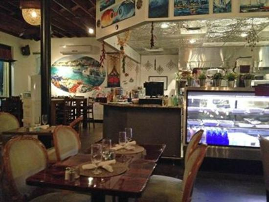Bon The View From My Chair   Picture Of Agora Mediterranean Kitchen .