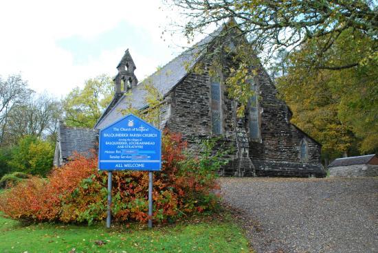 Callander - Balquhidder Trail : Church
