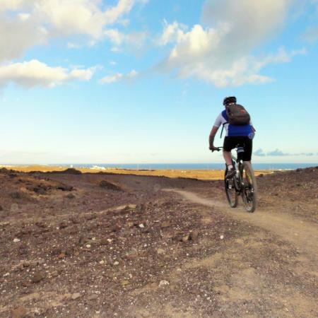 Bueno Bike Lanzarote: single track