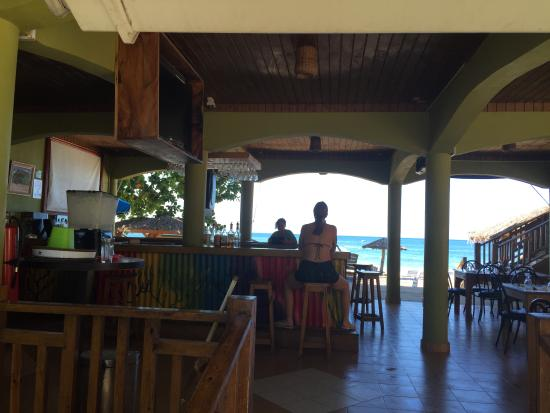 The Boardwalk Village Hotel: Our favorite place to eat and gaze at the water