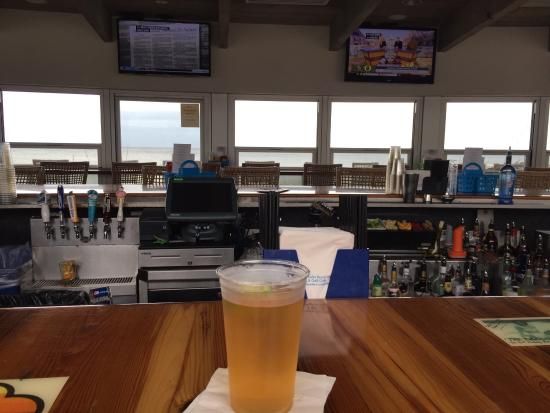 Sunset Beach Bar View From The