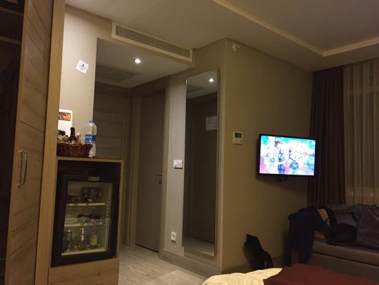 Nidya Hotel Galataport: Stanze carinissime